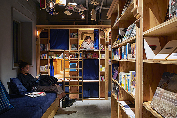 Book and Bed Tokyo-2