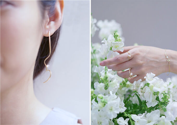 lifestyle-pearl-earrings-for-working-outfit-2